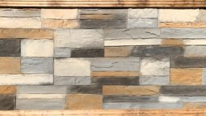 Rugged Stacked Stone Terra